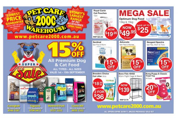 pet care 2000 pet store sydney pet care supplies